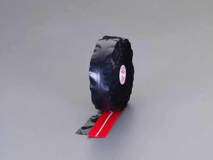 エスコ ESCO 25.4mmx10.91m 自己融着絶縁テープ(シリコーンゴム) EA944RE-25 [I250208]
