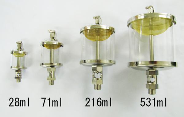 エスコ ESCO G 3/8x100mm ガラスオイラー EA991CV-34 [I061019]