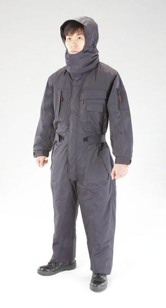 エスコ ESCO [L] 防水・防寒継ぎ作業服 EA996AK-2 [I260124]
