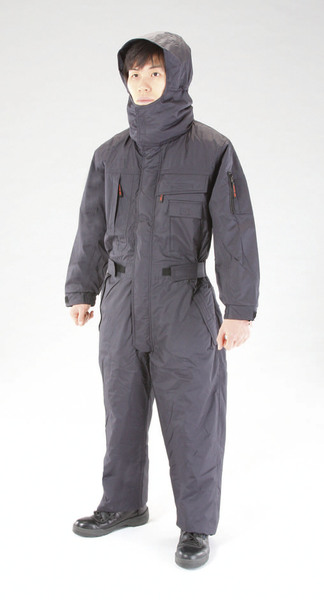 エスコ ESCO [3L] 防水・防寒継ぎ作業服 EA996AK-4 [I260124]