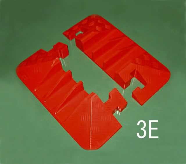 【◆◇エントリーで最大ポイント5倍!◇◆】エスコ ESCO エンドキャップ(1組/雄・雌/EA983PA-3用) EA983PA-3E [I200102]