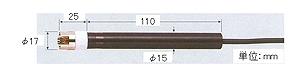エスコ ESCO -30/400℃ 表面温度センサー(EA701SA-20用) EA701SA-203 [I110405]