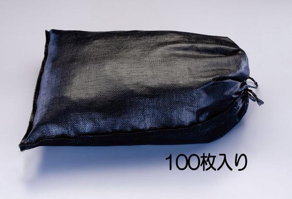 エスコ ESCO 450x620mm 土のう袋(耐侯性/100枚) EA997Z-17B [I171208]
