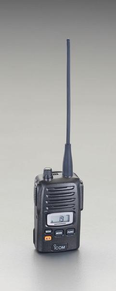 エスコ ESCO トランシーバー(中継器対応・防水型) EA790AF-13A [I260227]