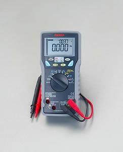 エスコ ESCO デジタルマルチメーター EA707D-13G [I110205]