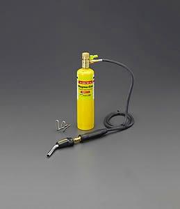エスコ ESCO 2200℃ ホース付自動着火トーチ(マグマガス用) EA302HC-2 [I030109]