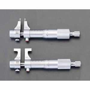 エスコ ESCO 25-50mm インサイドマイクロメーター EA725EJ-22 [I110916]