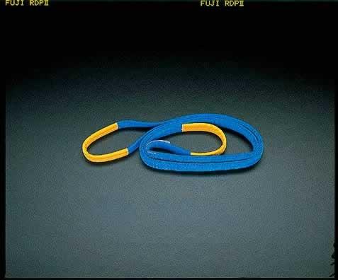 エスコ ESCO 2.5ton 75mmx4.0m [テトロン]スリング EA981TC-4 [I170804]