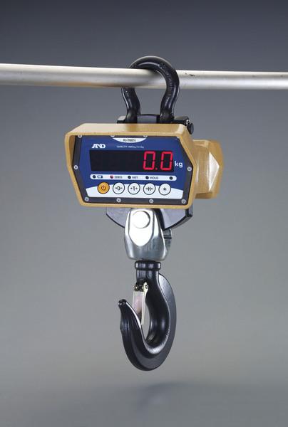 エスコ ESCO 3000kg/1.0kg クレーンスケール(充電式) EA715BH-9A [I111005]