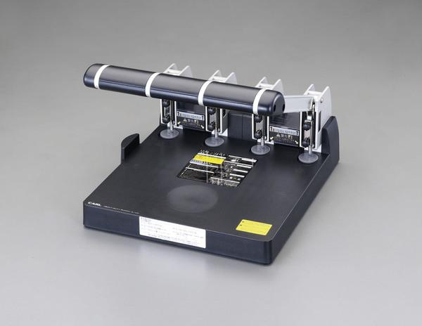 エスコ ESCO 315x338x175mm/165枚 4穴強力型パンチ EA762MB-9A [I270201]