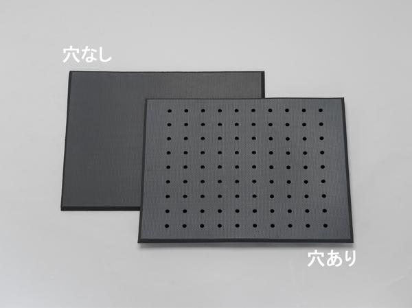 エスコ ESCO 750x 900mm 疲労軽減マット(穴なし) EA997RY-102 [I240601]