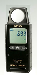 エスコ ESCO デジタルコンパクト照度計 EA712A-16 [I110303]