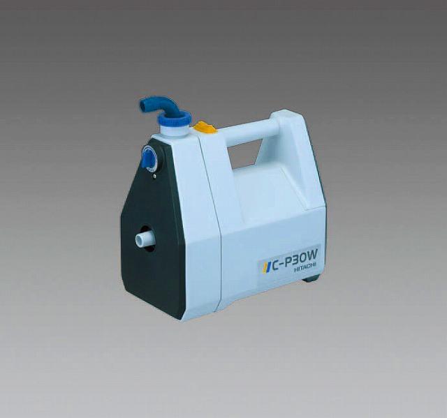 エスコ ESCO AC100V/30W(50/60Hz)/18mm ハンディーポンプ EA345AD-1B [I040208]