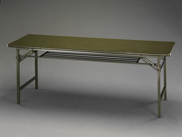 エスコ ESCO 1800x600x700mm 作業テーブル(OD色) EA954E-37 [I270203]