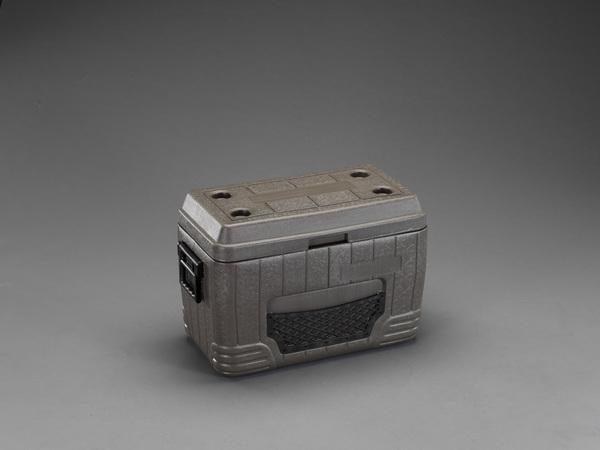 エスコ ESCO 660x345x430mm/52L クーラーボックス(OD色) EA917C-8A [I270301]