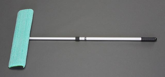 エスコ ESCO 700-1200mm(13mm) 伸縮柄付モップ EA109ND-302 [I050304]