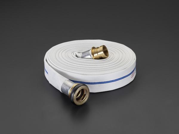 エスコ ESCO 43.5mm/40A 散水ホース(カップリング付) EA124LV-52 [I270303]