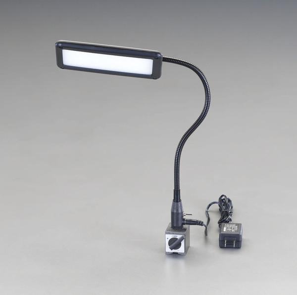 【★獲得最大P15倍!★限定期間注意!】エスコ ESCO AC100V/12灯/490mm LEDライト(マグネット付) EA761XD-4 [I120403]