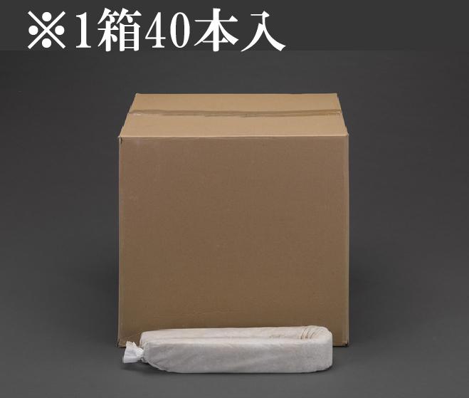エスコ ESCO 76mmx1.2m油吸収材(水分離型/40本) EA929DK-36 [I130304]
