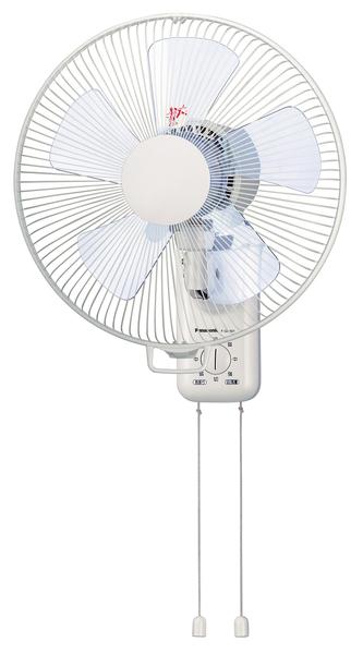 エスコ ESCO AC100V/45W 扇風機(壁掛式/首振り) EA763F-22 [I020701]