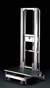 エスコ ESCO 50kg/0.25-2.7m エアコンリフト EA901N-27 [I020801]