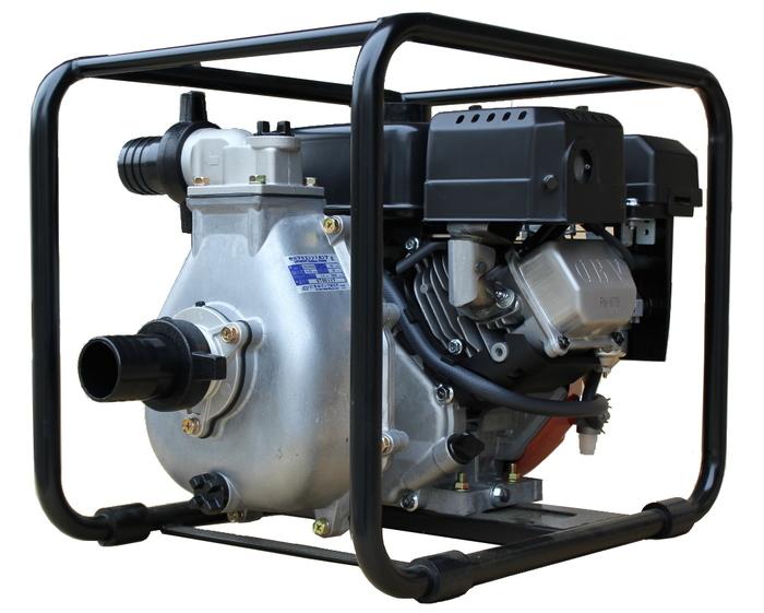 エスコ ESCO 【個人宅不可】 2.7 PS/50mm エンジンポンプ(4サイクル) EA345KH-1 [I270303]
