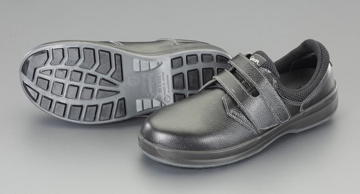 エスコ ESCO 27.0cm 安全靴(耐油底) EA998VA-27A [I260128]