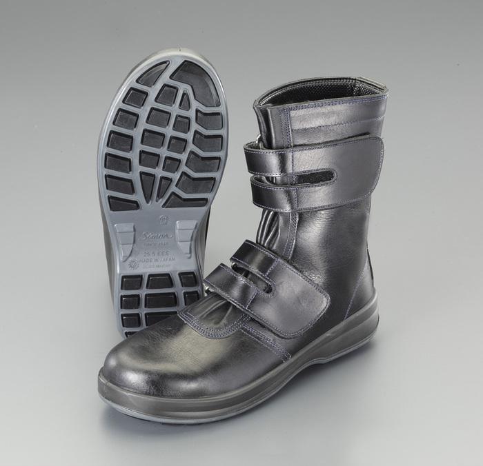 エスコ ESCO 【個人宅不可】 27.0cm 安全靴 EA998SS-27A [I260128]