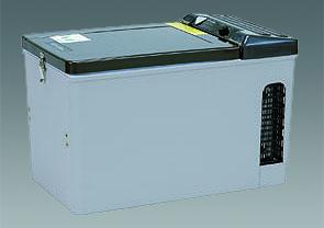 エスコ ESCO 【個人宅不可】 DC12V/24V/AC100V(15L) 冷蔵庫 EA763AP-160 [I270302]