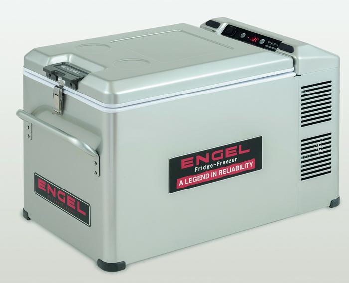 エスコ ESCO 【個人宅不可】 DC12V/24V/AC100V(32L) 冷蔵庫 EA763AP-161 [I270302]