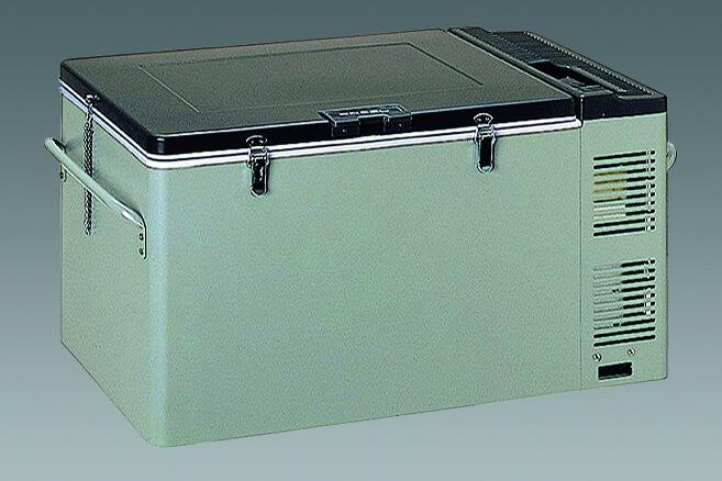 エスコ ESCO 【個人宅不可】 DC12V/24V/AC100V(60L) 冷蔵庫 EA763AP-162 [I270302]