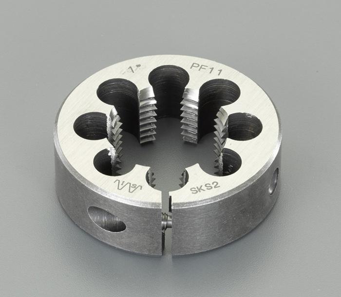 エスコ ESCO 【個人宅不可】 1-11/63mm ダイス(PF/SKS2) EA829MY-21 [I060815]