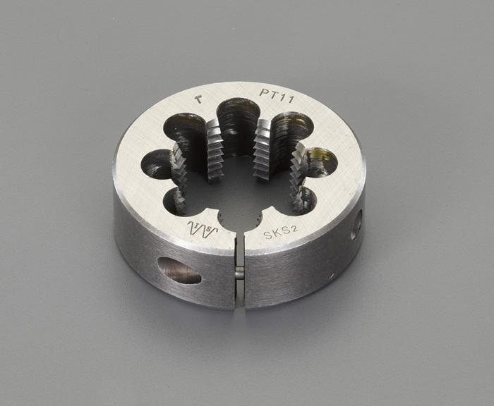 エスコ ESCO 【個人宅不可】 1-11/63mm ダイス(PT/SKS2) EA829MY-221 [I060815]