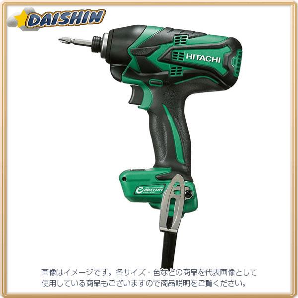 ハイコーキ HiKOKI PRO インパクトドライバー 緑 10mコード・ケース付 WH12VE(SC) [A070201]