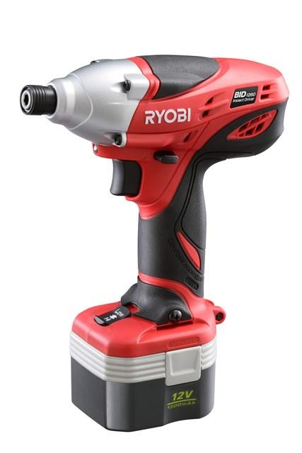 リョービ RYOBI 充電式インパクトドライバー 12V BID-1260 [A070205]