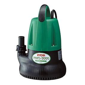 リョービ RYOBI 水中汚水ポンプ 50Hz RMG-3000 [B020602]