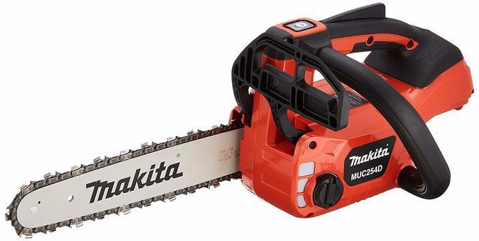 【◆◇マラソン!ポイント2倍!◇◆】マキタ makita 250mm充電式チェンソー MUC254DZR [B040802]