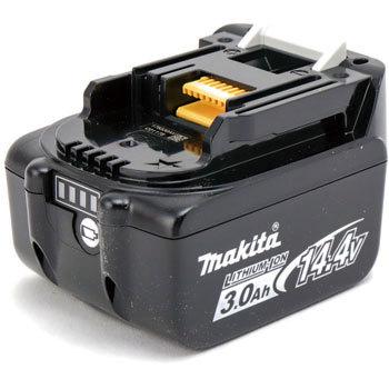 マキタ makita 14.4V リチウムイオンバッテリ 電池パック 3.0Ah BL1430B A-60698 [A072103]