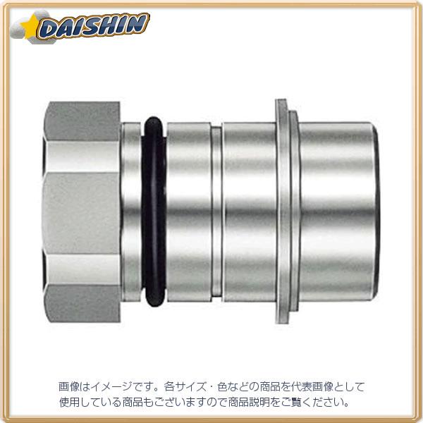 日東工器 NITTO マルチカプラ(ソケット・スナップリング固定型) (MAS-4S X100 SUS) MAS-4S X100 SUS [A092301]