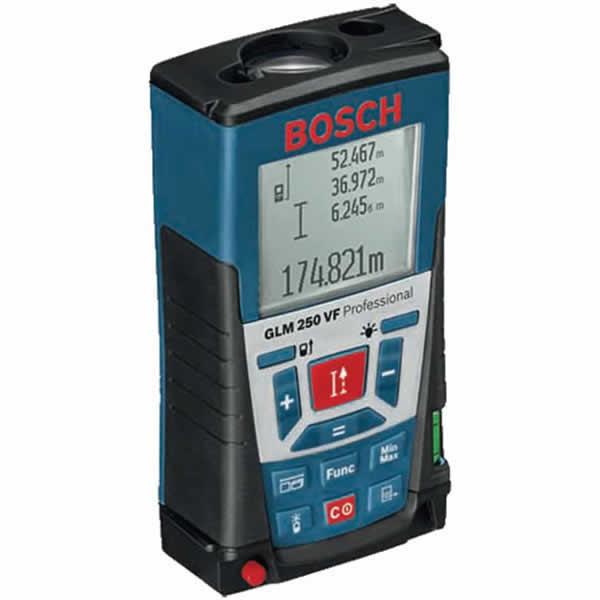【★4時間限定!店内最大P10倍!★】ボッシュ BOSCH レーザー距離計 GLM250VF [A072200]