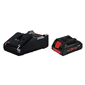 低価格化 画像は代表画像です ご購入時は商品説明等ご確認ください ボッシュ BOSCH 激安価格と即納で通信販売 バッテリー充電器セット A072114 ProCORE18V4S1