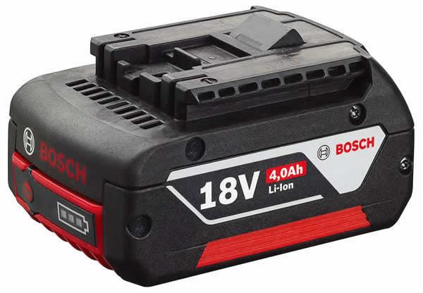ボッシュ BOSCH リチウムイオンバッテリー 18V・4.0AH A1840LIB [A072106]