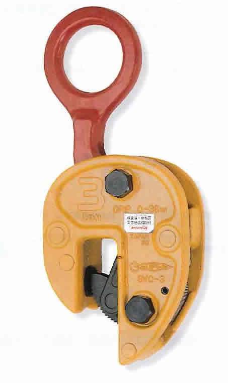 スーパーツール 代引不可 直送 立吊りクランプ SVC3 A020124 新作登場,定番人気