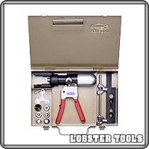 ロブテックス エビ 手動油圧式フレア・スウェイジングツール FSH20 [A011221]