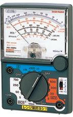 【★4時間限定!獲得最大P10倍!★限定期間注意!】三和電気計測 アナログマルチテスタ PW-100Fb [A031200]