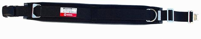 マーベル MARVEL 柱上安全帯用ベルト ワンタッチバックルタイプ Lサイズ 黒 MAT-170BL [A060908]