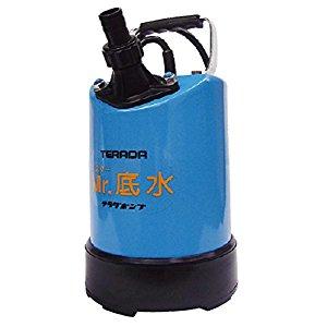画像は代表画像です ご購入時は商品説明等ご確認ください 寺田ポンプ製作所 新着セール ミスター底水水中ポンプ S-500LN A230101 お得クーポン発行中 50HZ