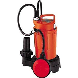 寺田ポンプ製作所 小型汚水用水中ポンプ 自動 60Hz SA-150C-60HZ [A230101]