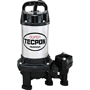 寺田ポンプ製作所 水中スーパーテクポン 非自動 50Hz CX-250T-50HZ [A230101]