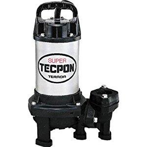 寺田ポンプ製作所 水中スーパーテクポン 非自動 60Hz CX-250T-60HZ [A230101]